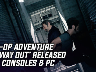 Co-Op Adventure 'A Way Out' Released On Consoles & PC