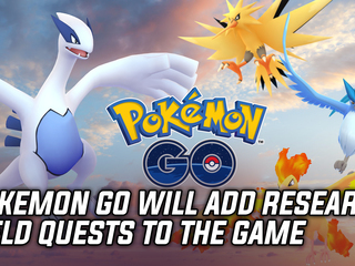 Pokemon GO will add quest-like Research Field tasks later this week