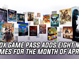 Xbox Game Pass will add eight new games for the month of April
