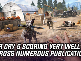 Reviews for Far Cry 5 are mostly positive across most publications