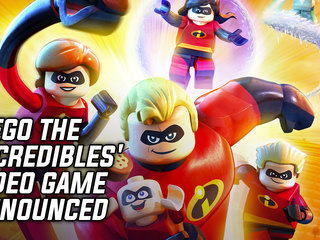 'LEGO The Incredibles' Video Game Officially Announced