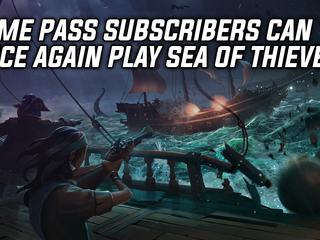 RARE has resolved the issue where Game Pass subscribers couldn't play Sea of Thieves