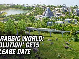 'Jurassic World Evolution' Release Dates Announced