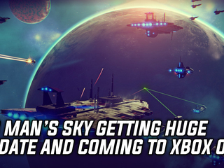 No Man's Sky getting huge update in Summer 2018, also coming to Xbox One