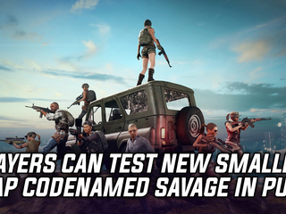 Players able to test out new map Codename: Savage in PUBG