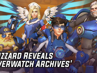 Blizzard Reveals 'Overwatch Archives' Event