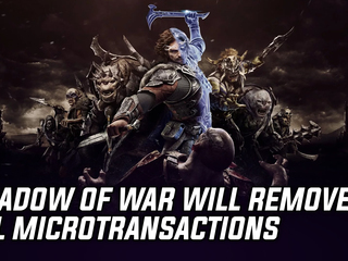Shadow of War is removing all Microtransactions next month