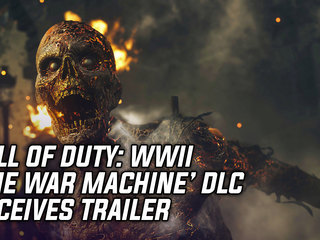 Call of Duty: WWII 'The War Machine' DLC Receives Trailer