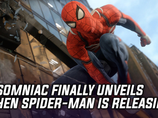 Insomniac reveals the release date for Spider-Man on the PlayStation 4