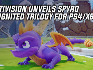 Activision announces Spyro Reignited Trilogy for PS4 and Xbox One