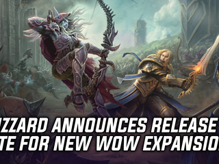 Blizzard announces release date for latest WoW expansion, Battle for Azeroth