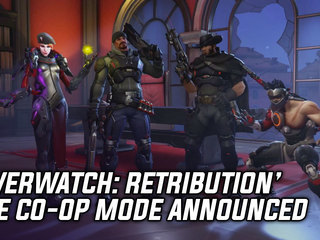'Overwatch: Retribution' Co-Op PvE Mode Announced