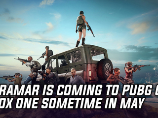 Brendan Greene announced Miramar is coming to Xbox One version of PUBG in May