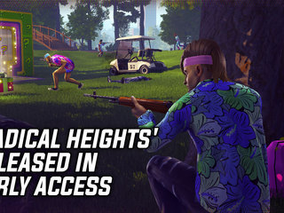 New Battle Royale Game 'Radical Heights' Released In Early Access
