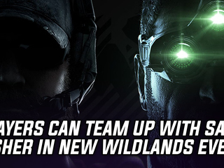 Sam Fisher joins the ghosts of Wildlands in new Splinter Cell mission