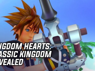 Kingdom Hearts III: Classic Kingdom Revealed