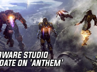 BioWare Studio Update On 'Anthem'