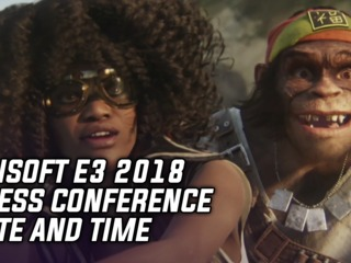 Ubisoft E3 2018 Press Conference Time And Date Announced