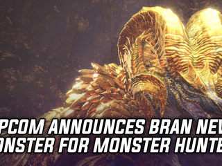 Capcom surprises Monster Hunter World fans with surprise release of new monster and event