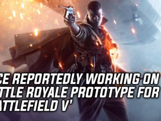 DICE Reportedly Working On Battle Royale Prototype For 'Battlefield V'