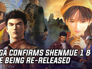 Shenmue 1 + 2 getting re-released for PlayStation 4, Xbox One and PC