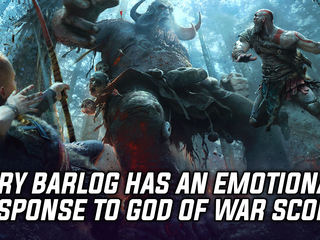 Cory Barlog has emotional response to God of War reviews
