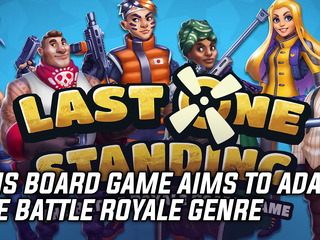 Last One Standing aims to be a boardgame version of Battle Royale