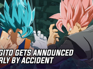 Bandai Namco accidentally reveals SSGSS Vegito for Dragon Ball FighterZ