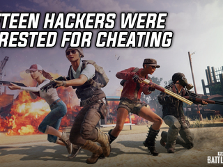 Fifteen hackers were arrested for cheating in PUBG and acquiring stolen PC data