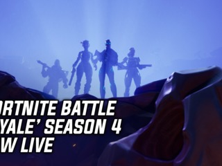 'Fortnite Battle Royale' Season 4 Now Live