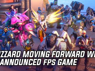 Blizzard's unannounced FPS project is still seemingly moving forward