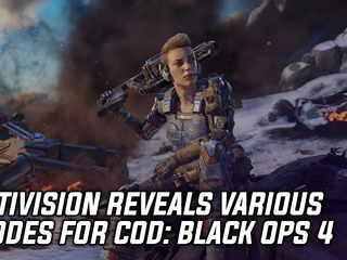 Activision unveils multiplayer, zombies and battle royale for Call of Duty: Black Ops 4
