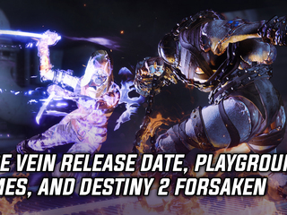 Code Vein release date, Playground Studios and Microsoft, Destiny 2 Forsaken reveal