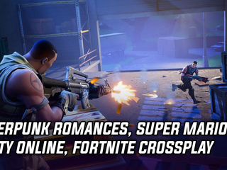 Cyberpunk 2077 romance is deep, Super Mario Party has online play, Sony comments on Fortnite crossplay