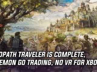 Octopath Traveler is a