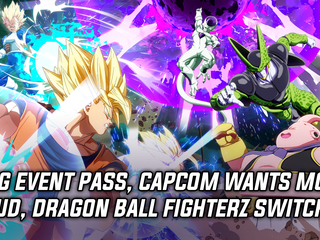 PUBG gets Event Pass, Capcom wants more games on the Cloud, Dragon Ball FighterZ Switch release date