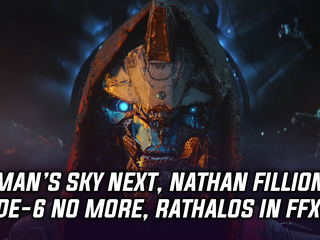 No Man's Sky Next, Nathan Fillion won't voice Cayde-6 in expansion, Rathalos in FFXIV