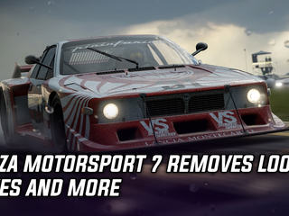 Forza Motorsport 7 removes loot boxes, and more