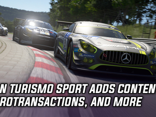 Gran Turismo adds new content, but also adds Microtransactions, and more