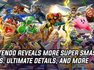 Nintendo shares more details for Super Smash Bros. Ultimate, and more
