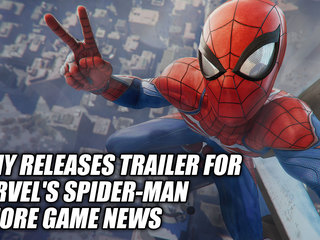 Sony Releases Trailer For Marvel's Spider-Man & More Game News