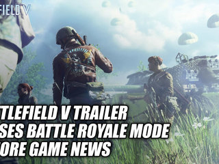 Battlefield V Gamescom Trailer Teases Battle Royale Mode & More Game News