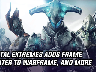 Digital Extremes adds Frame Fighter mini-game into Warframe, and more