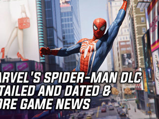 Marvel's Spider-Man DLC Detailed And Dated & More Game News