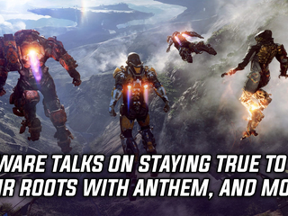 Bioware claims they will stick to their narrative roots with Anthem, and more