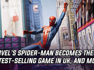 Marvel's Spider-Man becomes fastest-selling video game in the UK, and more