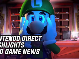 Nintendo Direct Highlights And Game News