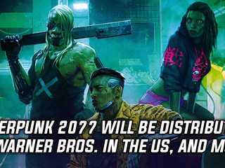 Cyberpunk 2077 will be distributed by Warner Bros. in the US, and more news
