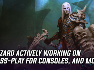 Blizzard actively working on cross-play for Diablo 3 on consoles, and more news