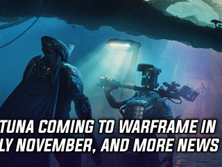 Fortuna coming to Warframe in early November on PC, and more gaming news